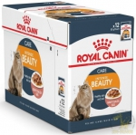 Royal Canin Intense Beauty w sosie - 12 saszetek po 85g