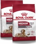 Royal Canin Medium Ageing 10+ 2x15kg (30kg)