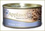 Applaws dla kota puszka 24x156g Ryby Oceaniczne