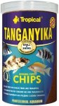 Tropical Tanganyika Chips 1000ml/520g