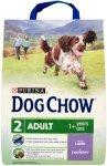 Purina Dog Chow Adult z Jagnięciną lamb 2,5kg