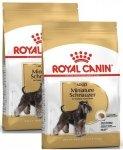 Royal Canin Miniature Schnauzer Adult 2x7,5kg (15kg)