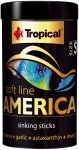Tropical Soft Line America S Sinking Sticks 100ml/55g