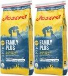 Josera (rabat 10%)Family Plus z Łososiem dla suk i szczeniąt 2x15kg
