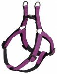 Nobby Szelki Reflect Harness 30-40cm, 10mm - fioletowe