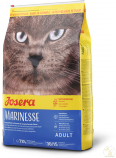 Josera (rabat 10%)Marinesse z rybą dla kotów 10kg + 12 puszek Abart z Królikiem GRATIS