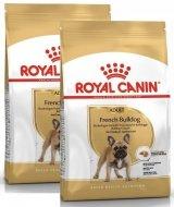 Royal Canin French Bulldog Adult 2x9kg (18kg)