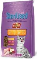 Vitapol Sterilised - pełnoporcjowa karma dla sterilizowanych kotów 10kg