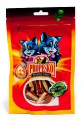 Propesko Premium Snack Dla Kota - Kurczak z Rybą 70g
