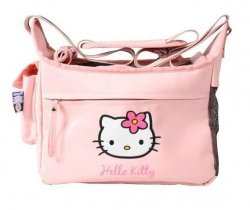 Hello Kitty torba transportowa średnia Holiday 423507