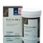 F-VIT K2 Formeds, Witamina K2 MK-7 Suplement Diety w Proszku