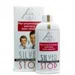Silver Stop, Remedium Natura Płyn Przeciw Siwym Włosom, 200 ml