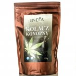 Kołacz Konopny 250g, India Cosmetics