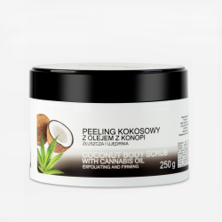 Coconut Body Scrub India, 250ml