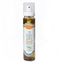 Organic Nigella Oil from Egypt, 100 ml
