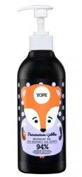 Orange & Apple Natural Kids Body Wash, Yope