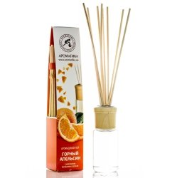 Fragrance Diffuser Mountain Orange, Aromatika