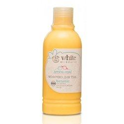 Organic Baby Body Milk, White Mandarin, 200ml