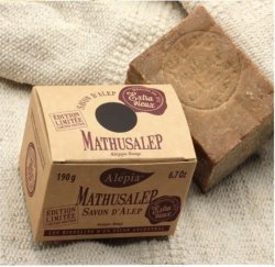 Mathusalep Vintage Soap from 2011, Alepia, 190g