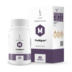 ProMigren® Medical Formula DuoLife, 60 capsules