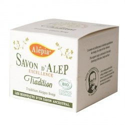 Alep Olive Soap Excellence TRADITION Bio, 190gr