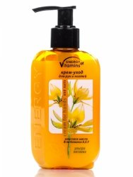 Intensive Nourishing Hand and Nail Cream Energy of Vitamins Corn Oil & Vitamins A, E, F