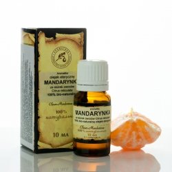 Mandarin Essential Oil, 100% Natural Aromatika
