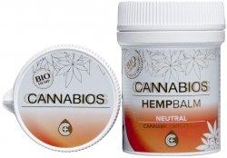 Hemp Balm Cannabios Neutral, 50 ml