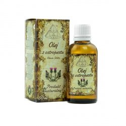 Thistle Oil, 100% Natural, 50ml