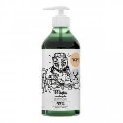 Mint & Tangerine Dishwashing Liquid, Yope, 750 ml