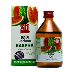 Watermelon Seed Oil, 100% Natural, Elitphito