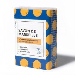 Marseille Perfumed Soap, Orange BIO, Alepia, 100 g