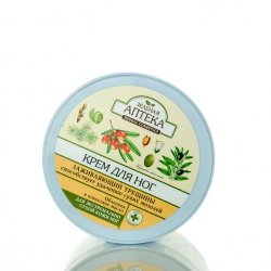 Foot Cream with Sea Buckthorn, 300 ml