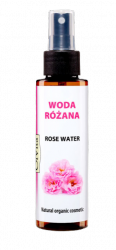 Rose Water, 100% Natural, Olvita, 100ml