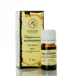 Valerian Essential Oil, Aromatika