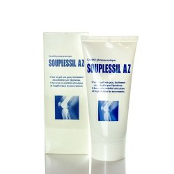 Souplessil AZ, Massage Gel for Joints and Spine, 100ml