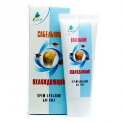 Cooling Joint Balm Cream with Comarum Extract, 75 ml
