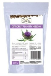 Ground Milk Thistle, Olvita, 200g