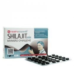Shilajit Mumijo, tablets