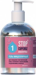 Aquaporin Micellar Gel Wash for Capillary and Sensitive Skin Stop Cuperoz