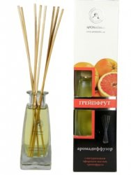 Aroma Diffuser, Reed Diffuser Grapefruit