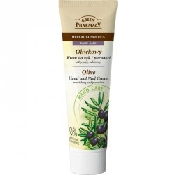 Olive Nourishing and Protective Hand and Nail Cream, Green Pharmacy