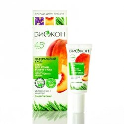 Natural Care Eye cream 45+ Biokon