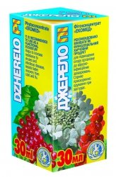 Dzherelo-Pi Herbal Drops, Ekomed Phyto Concentrate