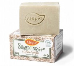 Argan Oil Shampoo Bar, Alepia, 125g
