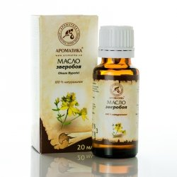 St. John's Wort Natural Oil, Aromatika