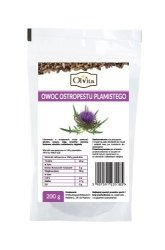 Milk Thistle, Olvita, 200g