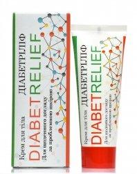 Cream for Very Dry, Irritated Skin Diabetrillif, 75 ml