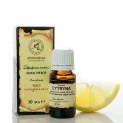 Lemon Essential Oil, Aromatika 100% Natural