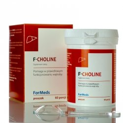 ForMeds F-CHOLINE Cholina, Suplement Diety